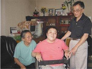 朱令父亲希望警方公开案情 专家建议再行侦查(组图)