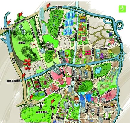 乌鲁木齐市《出行手绘图解》5月10日出刊