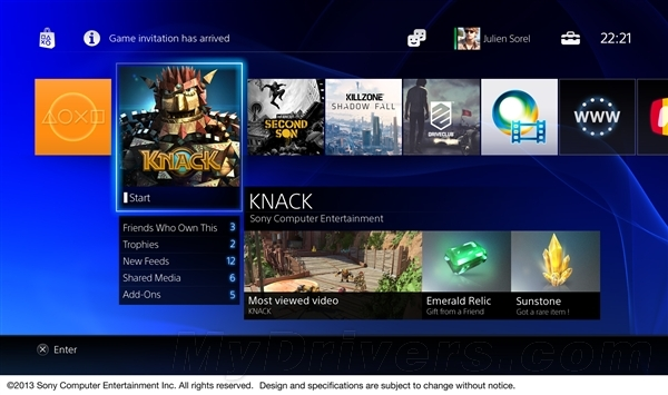 """索尼:放心吧!PS4不要求""""全时在线"""""""