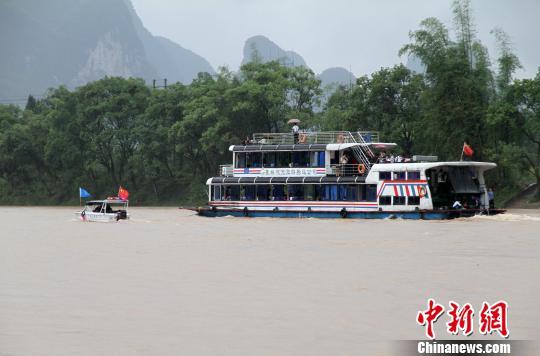 桂林暴雨再次来袭