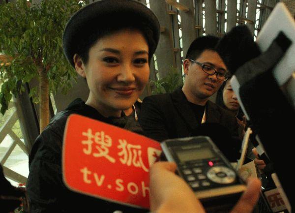 李宇春在乌镇戏剧节