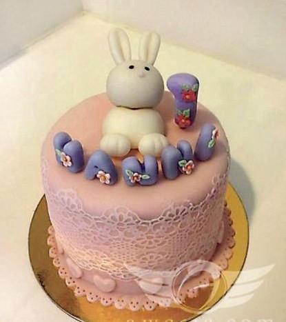 刘德华/刘德华女儿的蛋糕。
