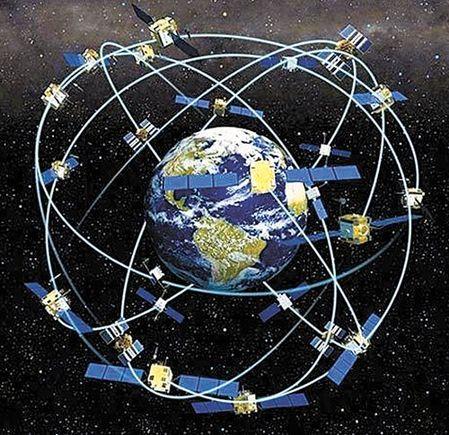 北斗卫星导航系统组网示意图(资料图)