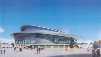 锦州市滨海体育中心体育馆