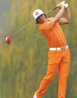 探究高尔夫服装色彩搭配