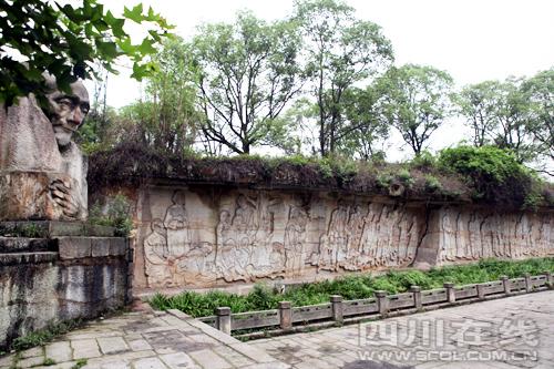 媒体新闻滚动_搜狐资讯    从唐代景福年间(892-893)建造圆通寺(后名