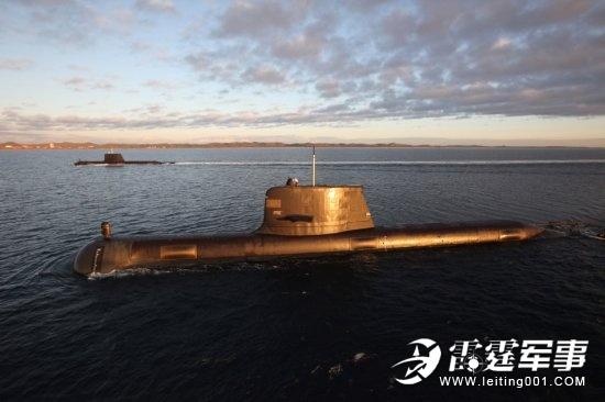 2013世界各国潜艇实力排名 真正国之利器(图)