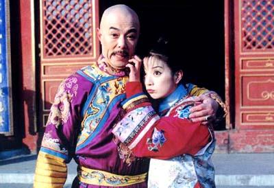 张铁林还珠格格皇帝高清图片