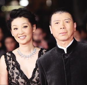冯小刚和徐帆的女儿_徐帆加盟周杰伦新片《天台》(图)-搜狐滚动