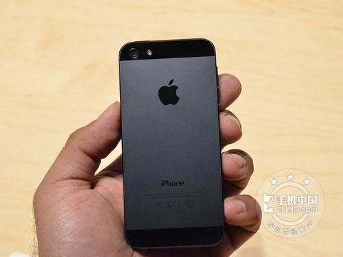 苹果iphone 5背面图