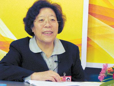 海尔集团公司总裁杨绵绵