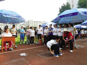 宁市体育中考昨日立定,有50米跑、经历跳远及开考初中生与感想图片