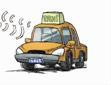 """长沙的哥推出""""微信约客"""" 收取""""叫车服务费""""(1)_社会万象_光明网(组图)图片"""