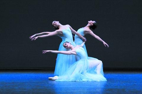 多元舞蹈演绎文化交融