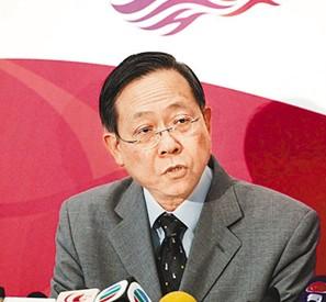 黎栋国指出,香港治安情况继续保持平稳,罪案数字按年下跌5%。来源 香港《文汇报》