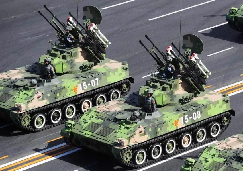 中国新高炮跻身世界七强 未装备导弹是弱点【高清组图