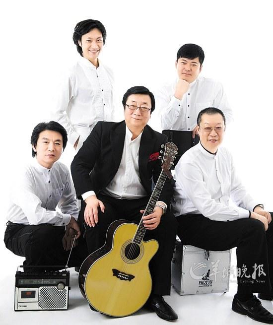 八只眼广州大剧院开唱 将重新演绎《青花瓷》