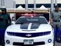 汽车视频:超炫豪车警队 迪拜科迈罗警车