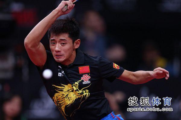 乒乓球男单田径科王皓图示四强项目各个张继挺进图片