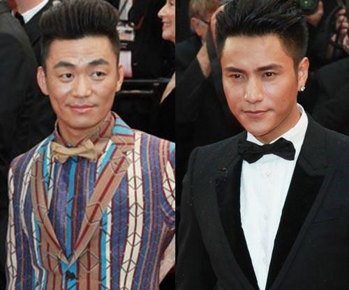 王宝强与陈坤撞发型 网友:三观尽毁-搜狐女人