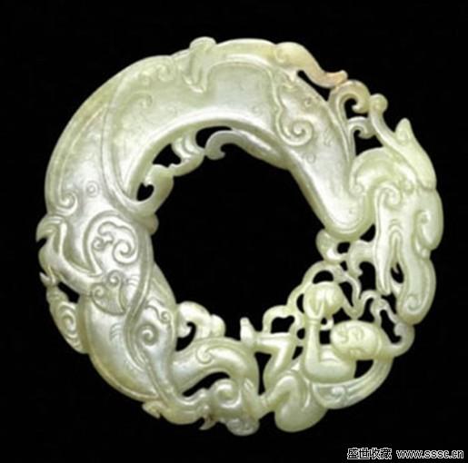(一)元代玉器的种类   装饰性玉器为主,观赏陈设器,礼仪器,动物