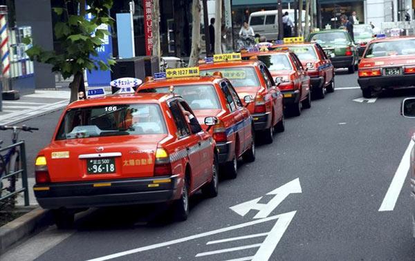 东京机场到市中心约需人民币1845元