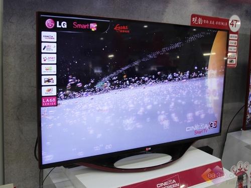LG 47LA6800-CA液晶电视