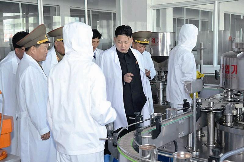 朝鲜 饥荒/韩媒:朝鲜饥荒军队开仓发粮(图)