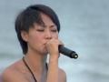 《中国最强音片花》王珊珊演唱《海阔天空》