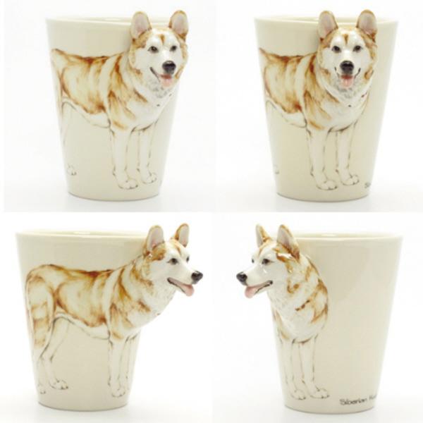 立体动物马克杯(图)图片