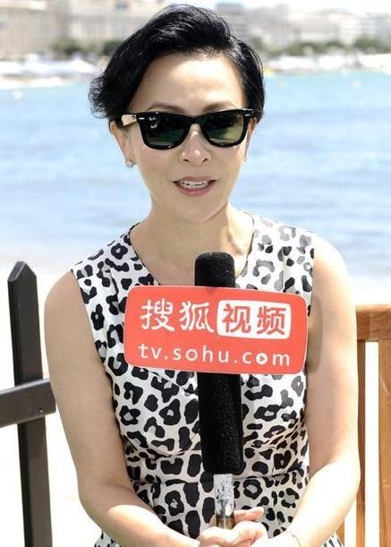 《过界》刘嘉玲专访:我一直期待这样一个角色。