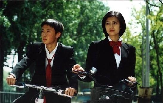 高圆圆/高圆圆·《十七岁的单车》上映年份:2001。