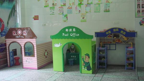 康乐幼儿园区角活动图片