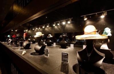 GOLDEN HAT_TITUDE金帽子展示