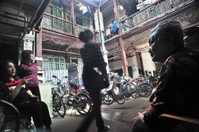 八旬老人口述历史 被淹没的百年上海老旅馆