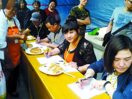 小麦 延津县 博览会 也有 延津/延津肉馅火烧,香香打几分?
