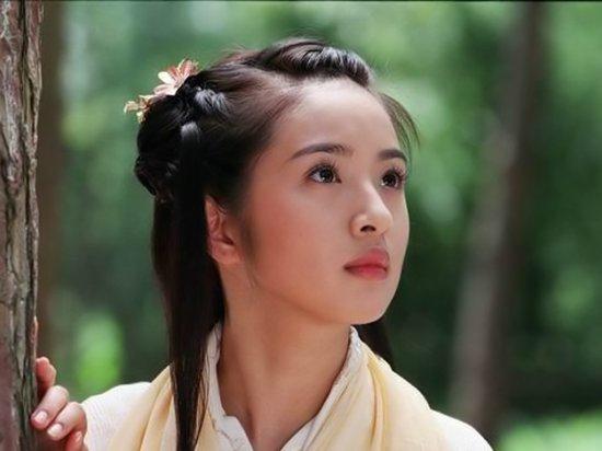 刘诗诗唐嫣张檬 美女明星扮古装一笑倾城迷乱眼(组图)
