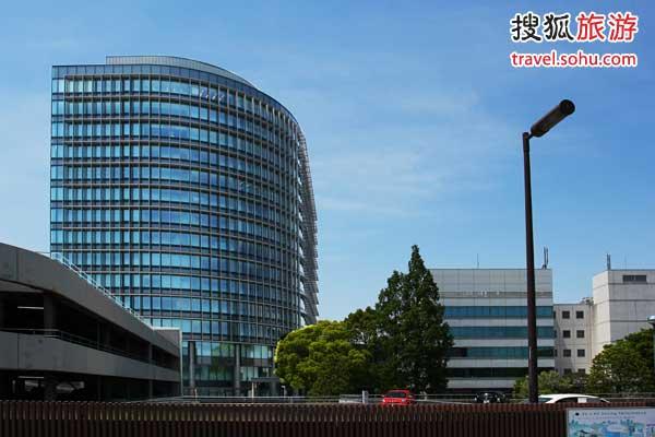 具有浓厚人文气息的丰田集团汽车博物馆