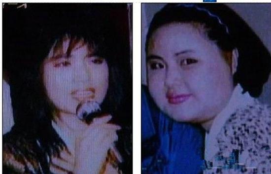 照片中的韩国女星名叫韩苗可