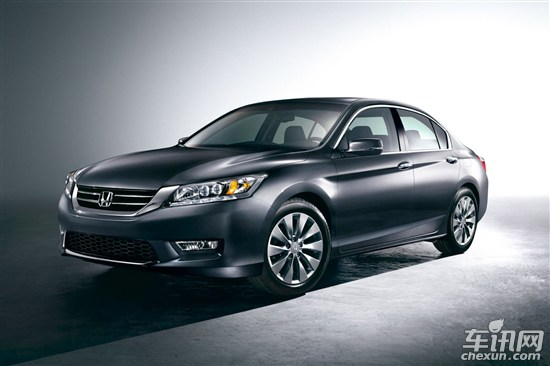 广汽本田今年主推3款车型 明年导入全新SUV