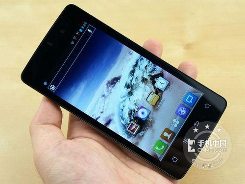 手机 天语/天语U86正面图和主界面...