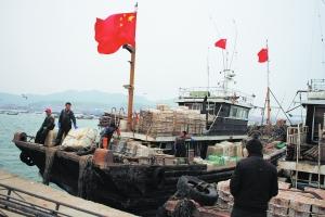 被朝扣留中国渔船船主:我损失惨重 朝应道歉
