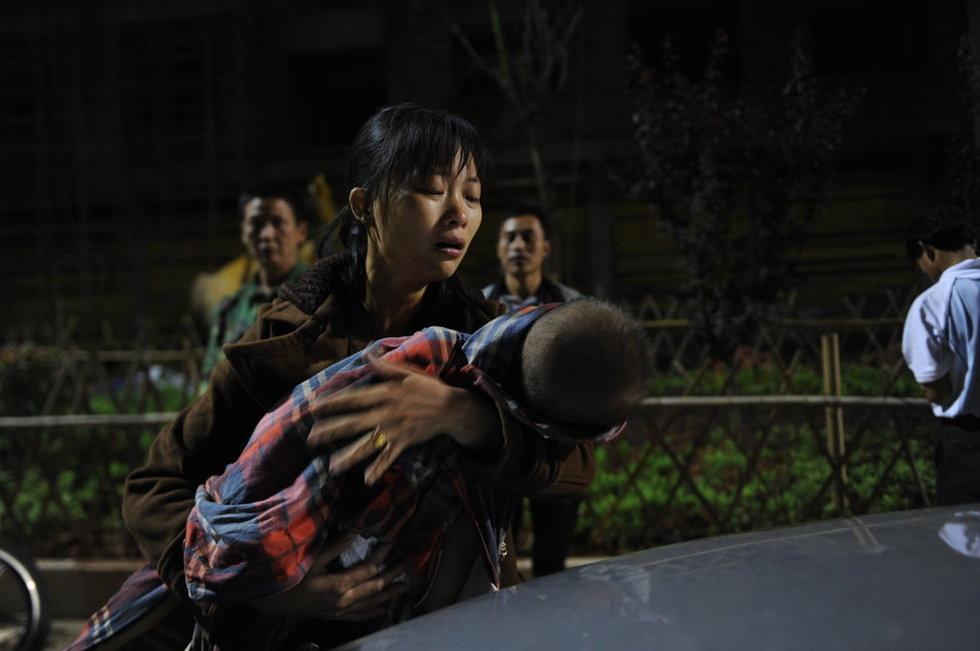 湖南9岁男孩小区遇害
