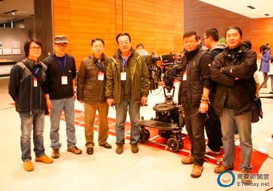 台湾人做的中国梦 《国脉3D纪录片》的台湾身影