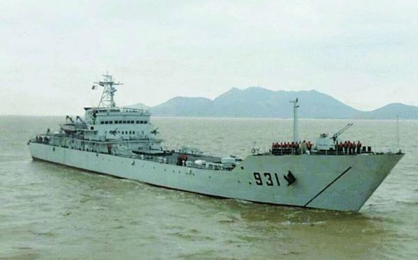 """""""常熟舰""""入列南海舰队 盘点跟苏州有关的舰艇"""