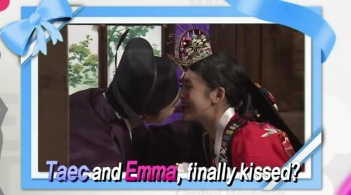 2013.05.10 我们结婚了世界版ep6 鬼泽夫妇甜蜜初吻