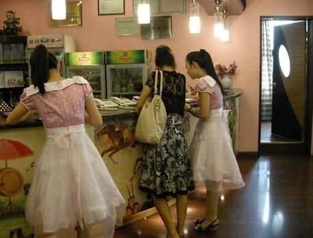 朝鲜女人_叛逃到中国的朝鲜女人