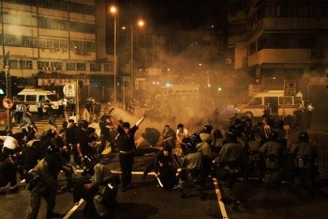 图说香港黑社会百年风云