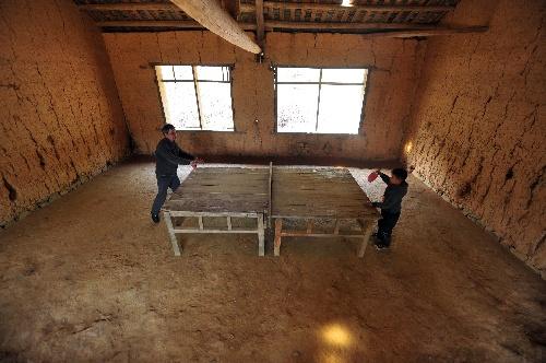 云南有哪些贫困山区_(2)贫困山区小学生的体育课