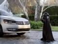 汽车广告:最有创意的 大众帕萨特广告